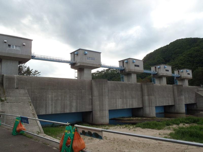 Fudai Japan Flood gate
